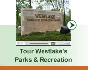 Tour Westlake's Parks & Recreation